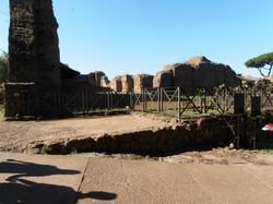 Inside the Roman Forum