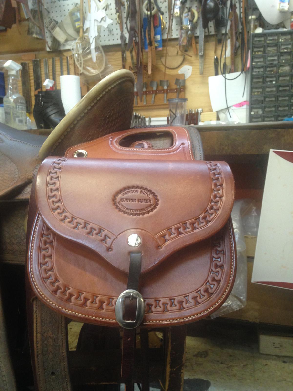 Fullscreen Page | Custom Leather Makers | North Battleford