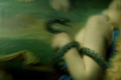 5 -  Eurydice est mordue par un serpent