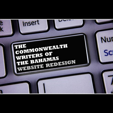 The Commonwealth Writers of The Bahamas Website Redesign