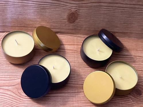 Serenity Aromatherapy Wax Candle - 8 oz