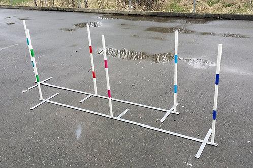 6 Pole Channel Weaves