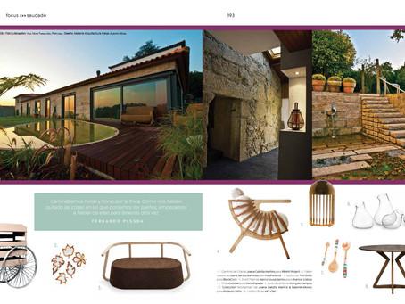 Design de Joana Cabrita Martins em destaque na revista DESIGN MÉXICO