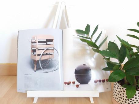 Carrinho de chá na Revista TRENDS