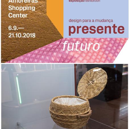 """Cesta de pão, de Joana Cabrita Martins e Ana Rita Aguiar em """"Presente Futuro. Design para a Mudança"""""""