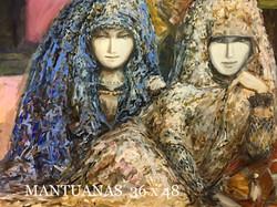 MANTUANAS 36 x 48 I,