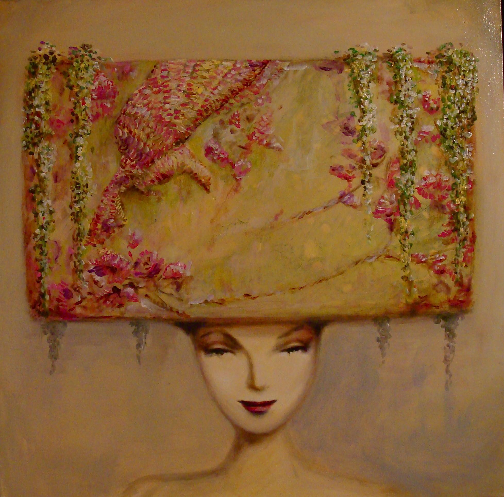MCQUEEN HAT