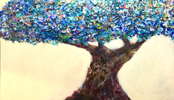 TREE OF LIFE 36 X64  SOLD .