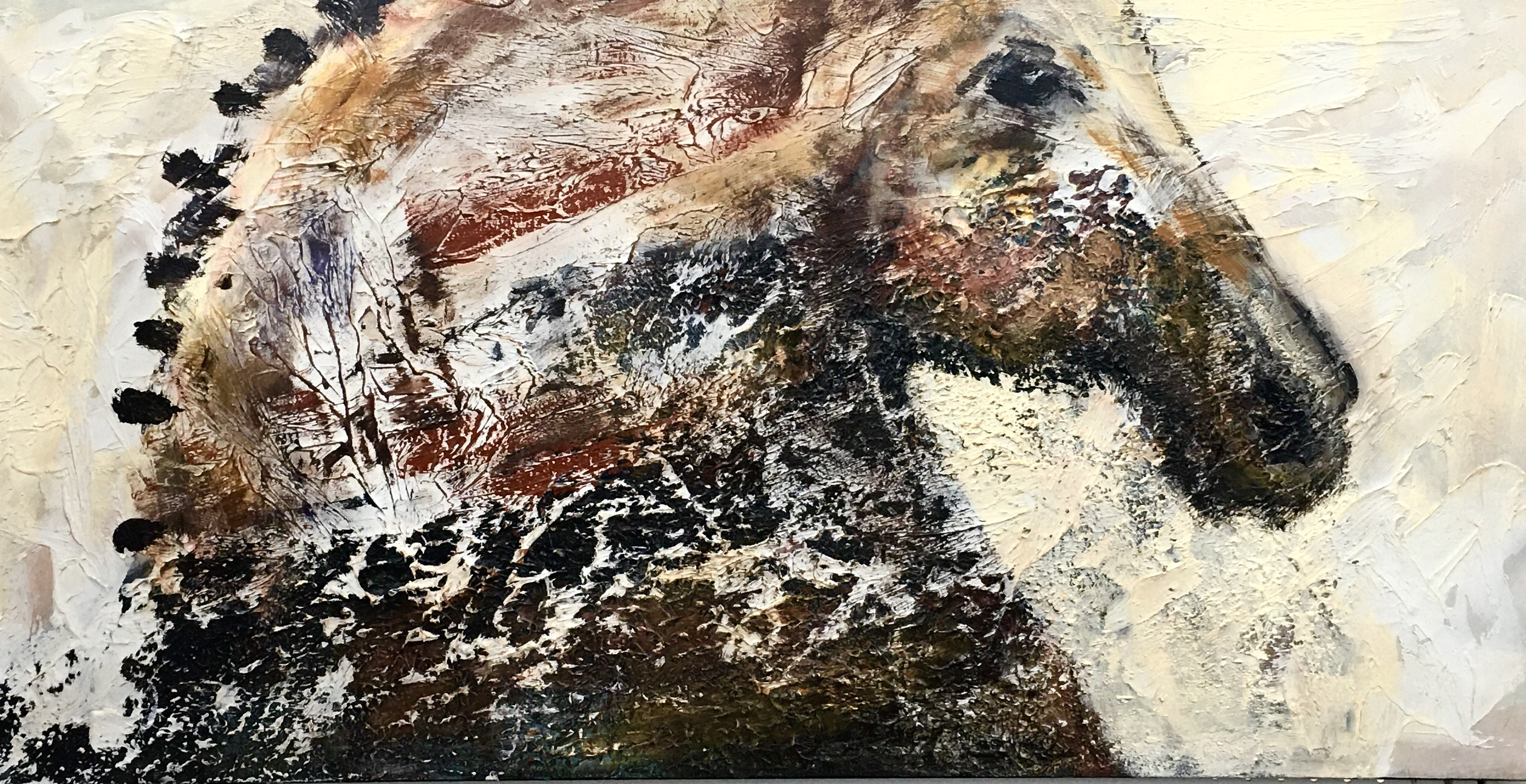 RUSTIC 24 X 48 inches .