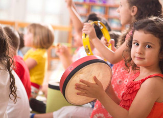 Workshop for Children - Sound of a Character