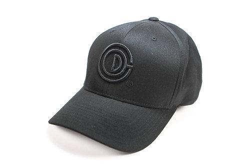 God Created Cap - Black
