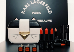 KARL LAGERFELD X LOREAL PARIS EVENT