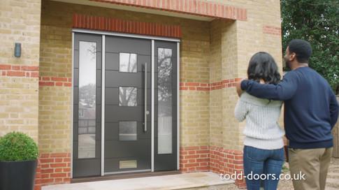 Todd Doors Ad