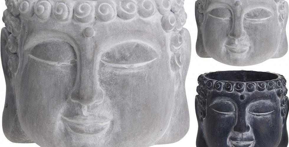 Ceramics Buddha pot 10cm*pot