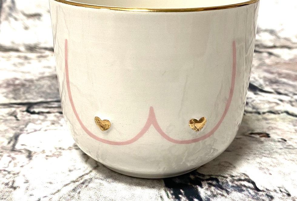 Boobies small pot