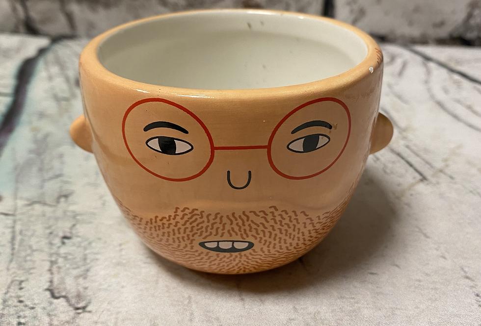 James - small pot