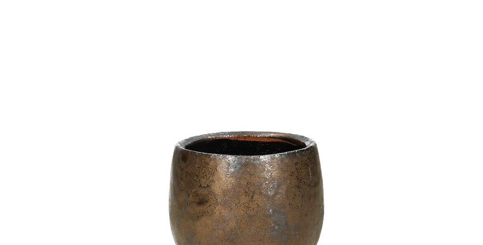 Ceramics Pula pot d08.5*8cm