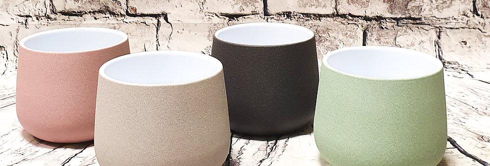 Ceramic sand d12 pot