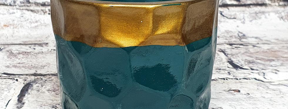 Dec Keramiek Gold Green
