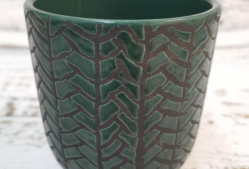 Pot green