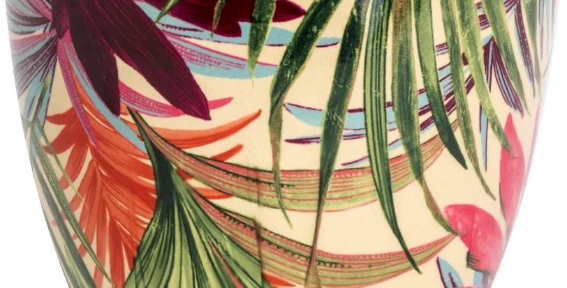 Monza Tropical Fuchsia Planter - Ivyline