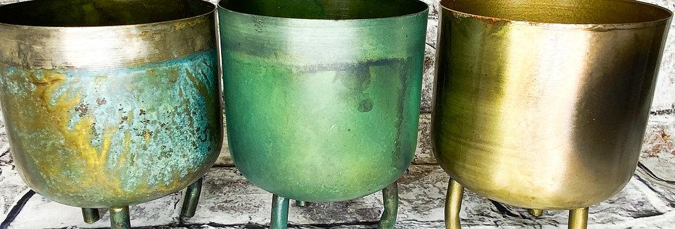 Dobra Oud Goud Pot Metal