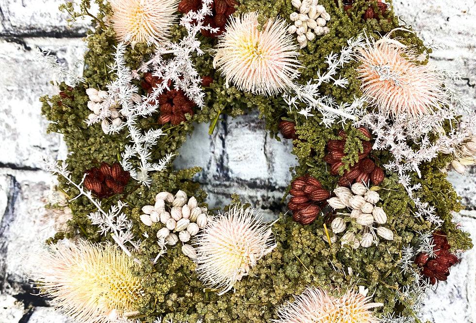 Wreaths Sensation Deluxe Natural 25cm