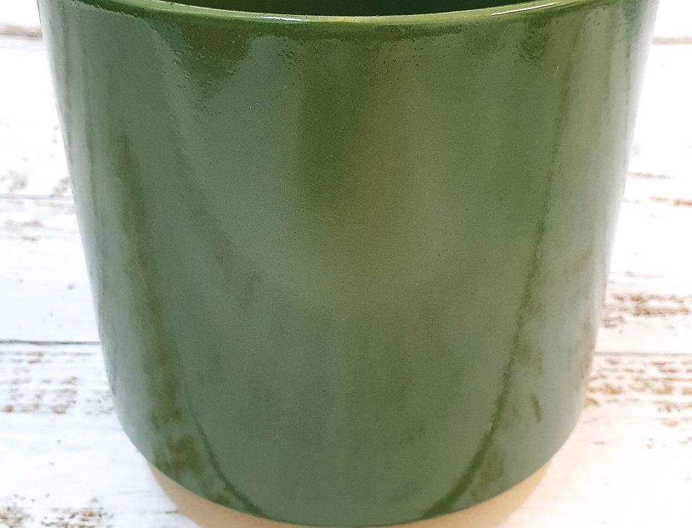 Juliette shiny green