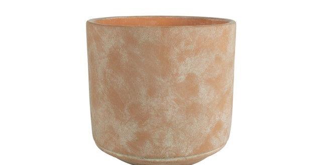 Ceramics Saar pot d08*8cm