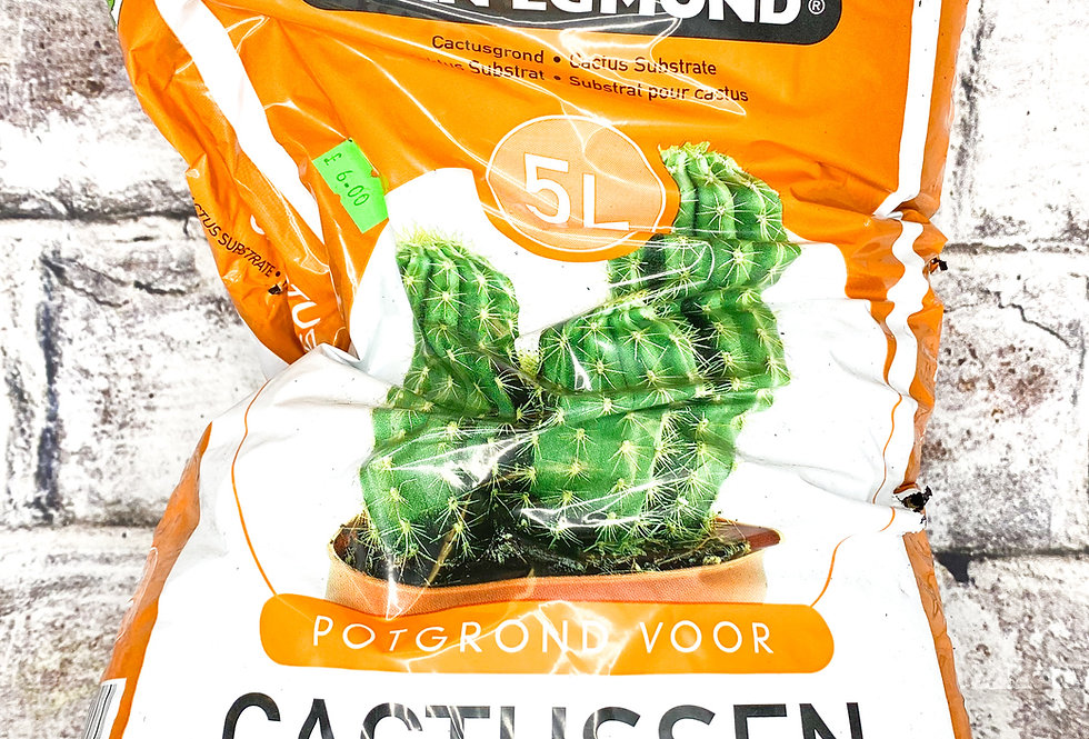 Cacti soil 5l