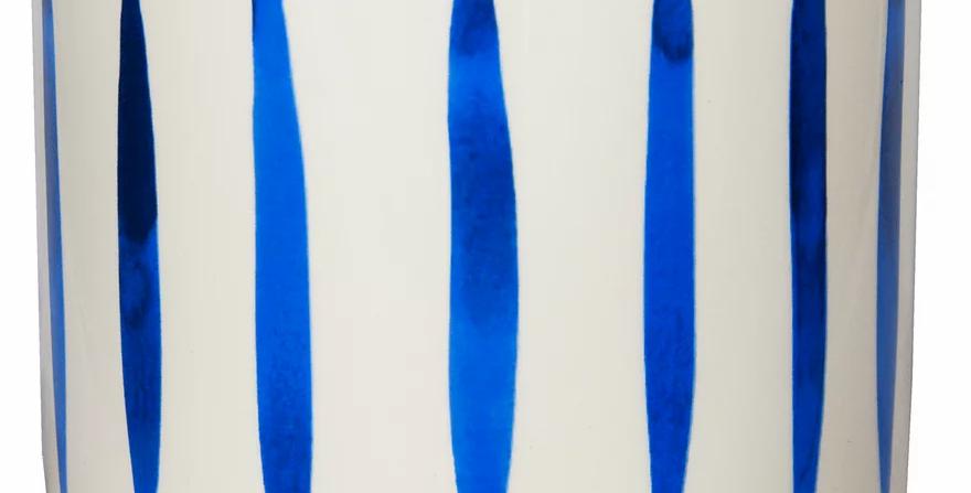 Panza Stripe Planters- Ivyline