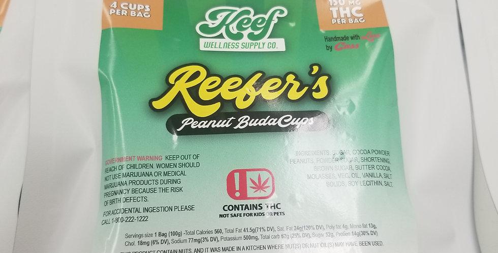 Keef Brands PEANUT BUTTER CUPS