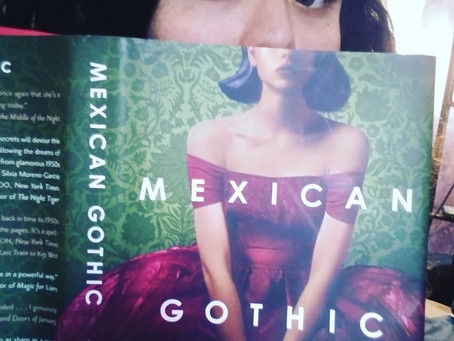 Mexican Gothic: Intoxicating, Lovecraftian