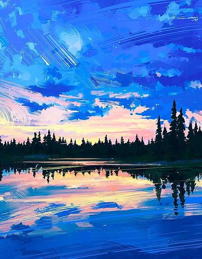 1025436-oil-painting-art-landscape-cloud