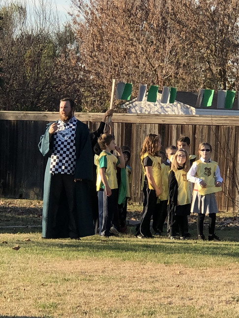 Quidditch Class