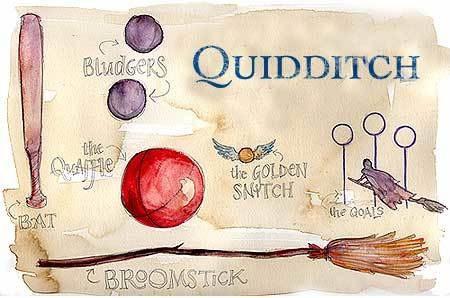 Quidditch Class poster