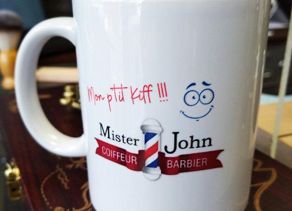 Mug Mister John Coiffeur Barbier