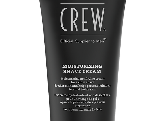 Moisterizing Shave Cream 150 ml