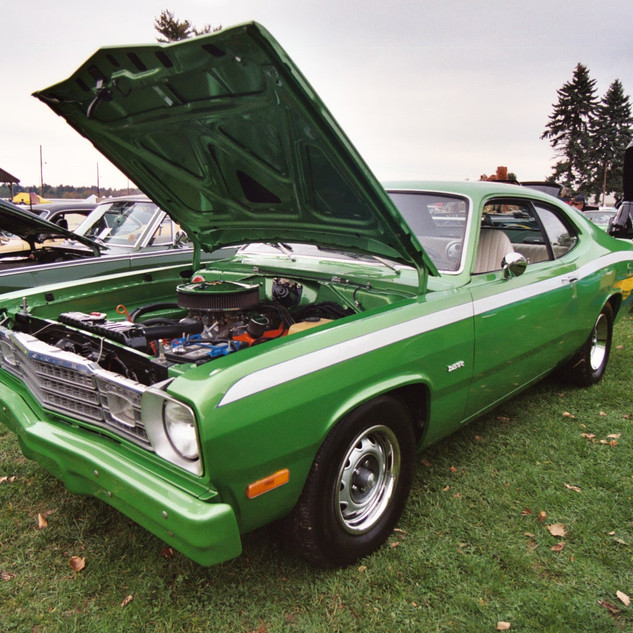 Clark's Muscle Cars