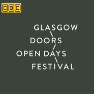 Concept art for 'Glasgow Doors Open Days Festival'