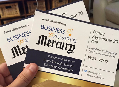 LEO Media at the Mercury Business Awards