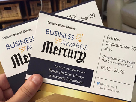 LEO Media at the Mercury Business Awards