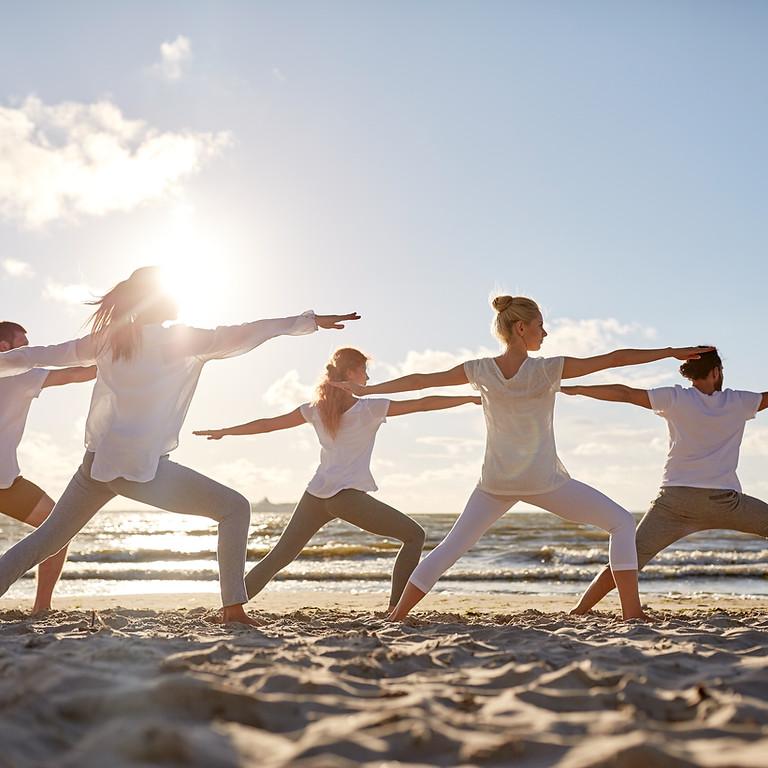 Yoga Wellbeing Retreat  Spain 2022