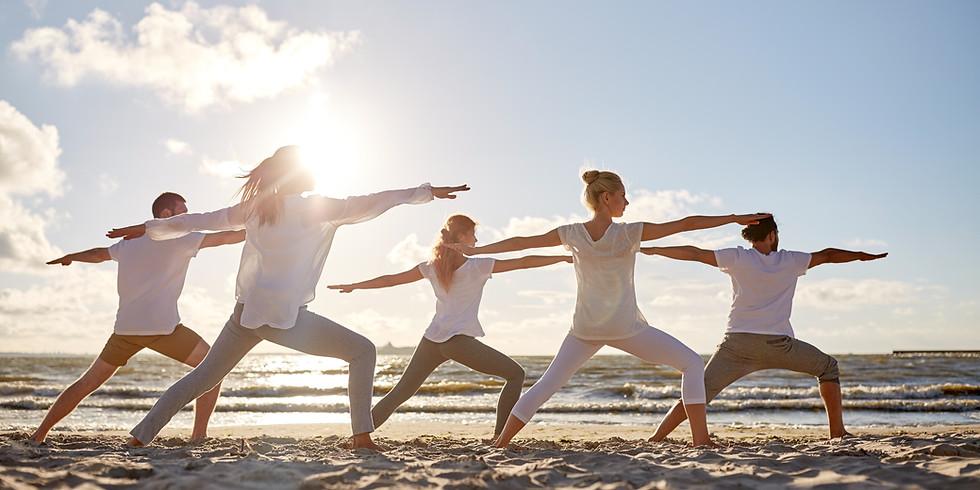 Wellness Yoga, Pilates & Back/Joint Care Beach May 2022