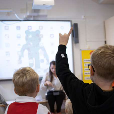 Digitale kilder som læringsressurs i skolen?