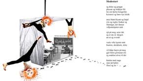 Lansering av den tverrfaglige læringsressursen «Fra dikt til digital collage»