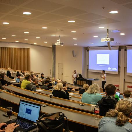 Presentasjoner fra GLU-seminar