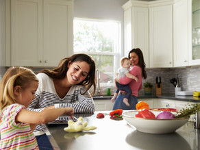 The ABC-123 of Being a Great Mom