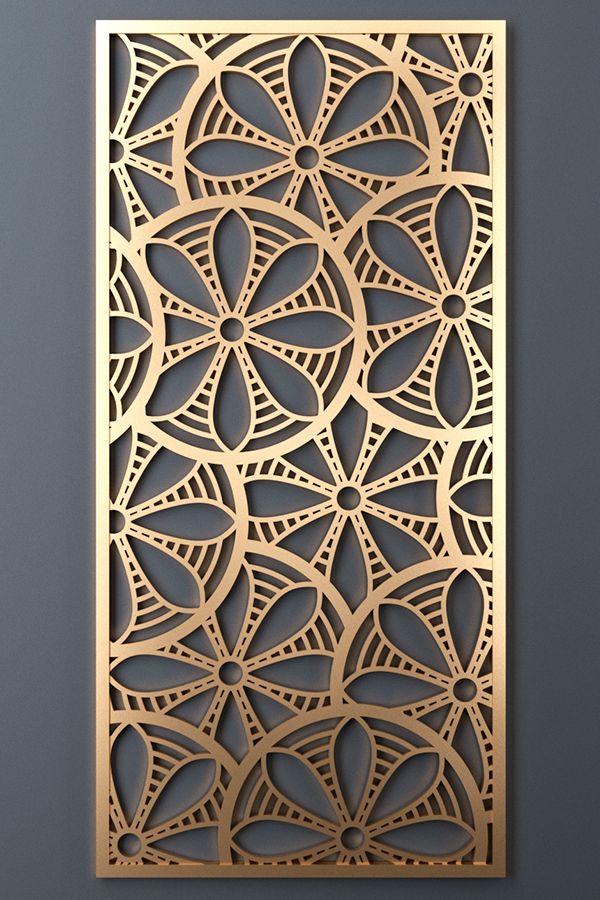 Decorative panel 198