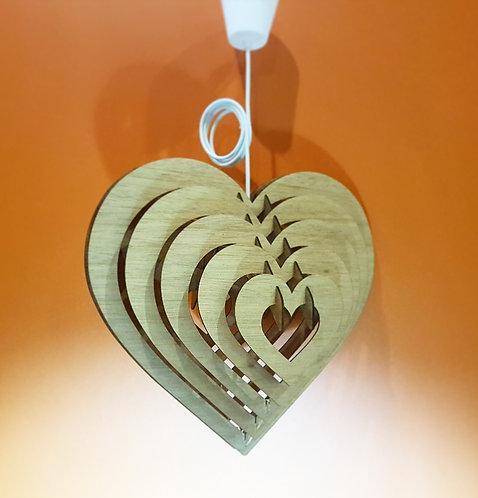 Heart LampShade